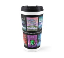 Wreak a little havoc with History - Traci Harding Travel Mug