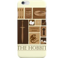 I'm going on an adventure! iPhone Case/Skin