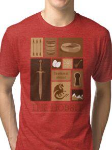 I'm going on an adventure! Tri-blend T-Shirt