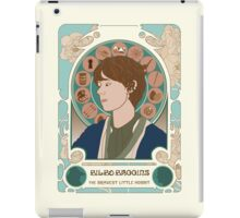 The Bravest Little Hobbit iPad Case/Skin