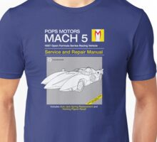 Mach 5 Service and Repair Unisex T-Shirt