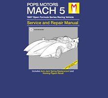 Mach 5 Service and Repair Unisex T-Shirt