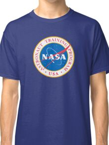 NASA - Astronaut Training Program Classic T-Shirt