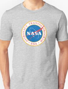 NASA - Astronaut Training Program Unisex T-Shirt