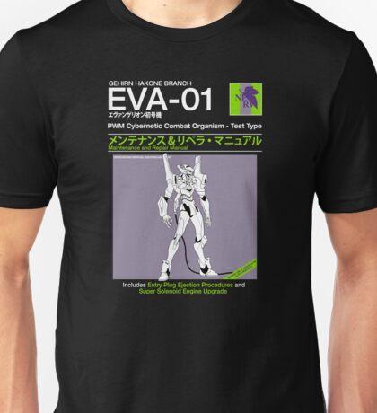 EVA Unit-1 Service and Repair T-Shirt
