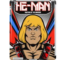 Masters Of The Universe iPad Case/Skin