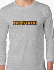 Static (5) Long Sleeve T-Shirt