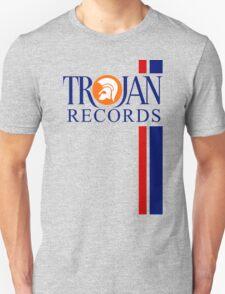 TROJAN RECORDS TWO STRIPE Unisex T-Shirt