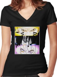 team 7 ever Women's Fitted V-Neck T-Shirt
