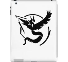 Pokemon Go Teams United [Black] iPad Case/Skin