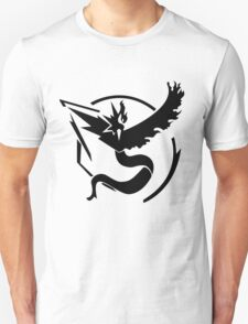 Pokemon Go Teams United [Black] Unisex T-Shirt