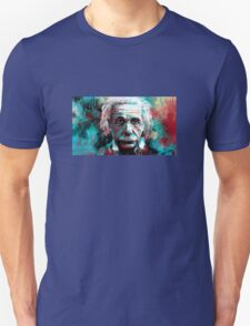 Einstein Art 2 Unisex T-Shirt