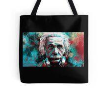 Einstein Art 2 Tote Bag