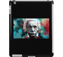 Einstein Art 2 iPad Case/Skin