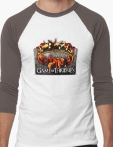 GAMES OF TRHONES Men's Baseball ¾ T-Shirt