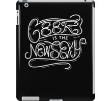 Geek is the new Sexy - Funny Humor Nerd T Shirt iPad Case/Skin