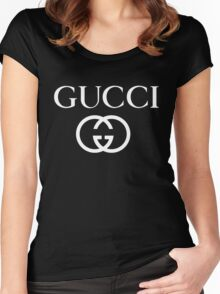 Gucci Original Women's Fitted Scoop T-Shirt