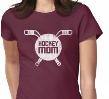 Hockey Mom shirt and gifts / Hockey sticks Womens Fitted T-Shirt