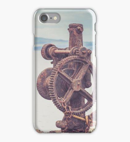 Rusty Cogwheel iPhone Case/Skin
