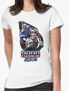 MONSTER Womens Fitted T-Shirt