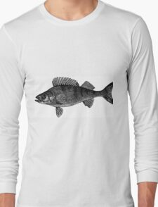 Fish of the Page Long Sleeve T-Shirt