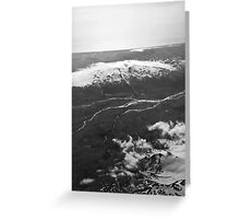 Glacier buddies Greeting Card