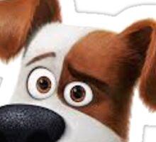 Max Secret Life of Pets Sticker
