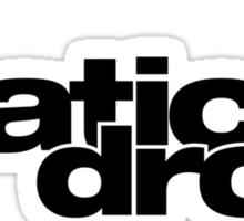 Static drop (3) Sticker