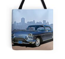 1957 Cadillac Eldorado Brougham Tote Bag