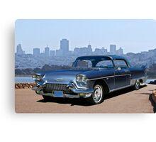 1957 Cadillac Eldorado Brougham Canvas Print