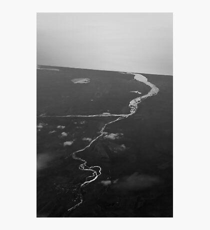 Towards the ocean Photographic Print