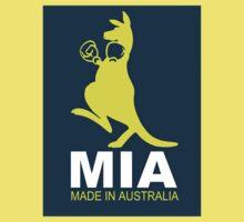 MIA - Made in Australia BLUE Kids Tee