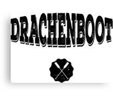 Drachenboot Canvas Print