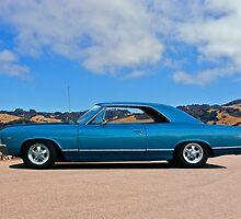 1967 Chevrolet Malibu  by DaveKoontz