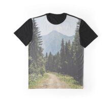 Adventure Awaits Graphic T-Shirt