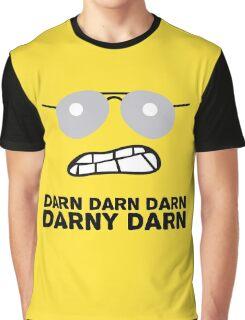 Bad Cop Darn Darn Darn Darny Darn T Shirt Graphic T-Shirt