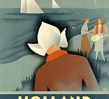 Holland Seaside by Vintagee