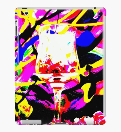 Sip of pop culture by Darryl Kravitz iPad Case/Skin