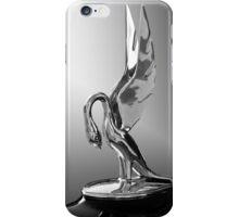 Packard Hood Ornament 'Swan Song' iPhone Case/Skin