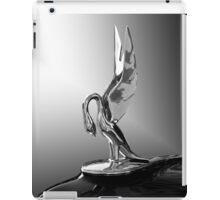 Packard Hood Ornament 'Swan Song' iPad Case/Skin