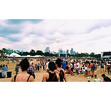 Austin City Limits // Zilker Park Photographic Print