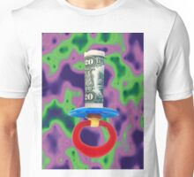 Pacifier by Darryl Kravitz Unisex T-Shirt