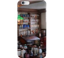 Pharmacist - Pharmacist from the 1880's  iPhone Case/Skin