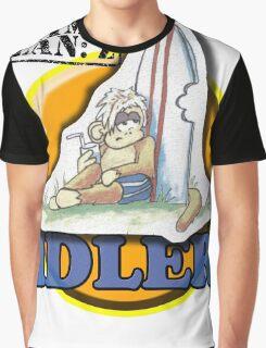 Idler - Chimp Plan: Z Graphic T-Shirt