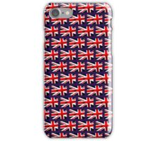 Union Jack A iPhone Case/Skin