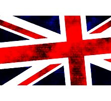 Union Jack A Photographic Print