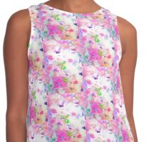 Humming birds Contrast Tank