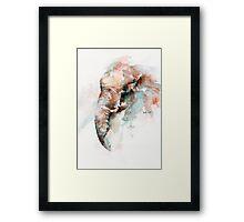 Wild in Samburu Framed Print