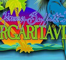 margaritaville 3D album cover animation design KLUWER Sticker