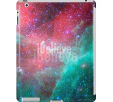 iBelive in Space iPad Case/Skin
